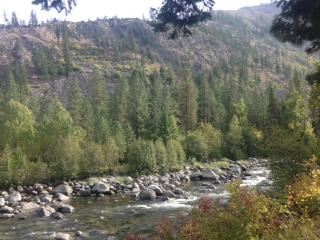 Icycle River Leavenworth WA