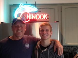Dave and nephew Ryan